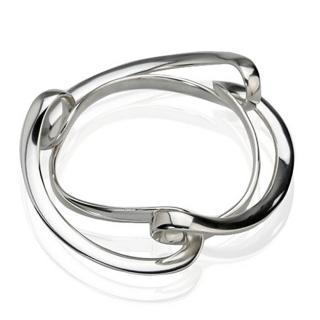 【Georg Jensen】INFINITY「無限愛戀」純銀手環