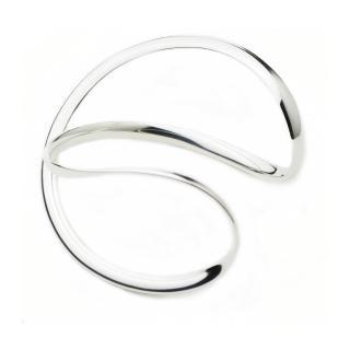 【Georg Jensen】452A Infinity 純銀手環