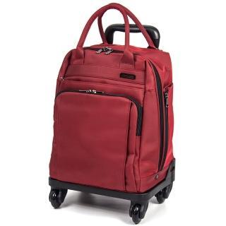 【YESON】11吋可置平板小型旅行袋登機箱三色可選(MG-986-11)