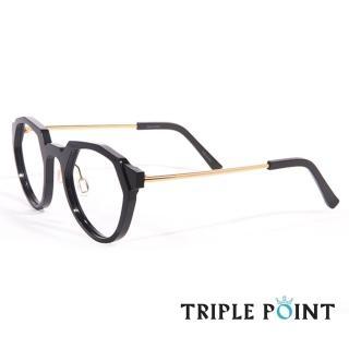 【TRIPLE POINT 韓國】人氣潮流光學眼鏡 Lu系列(-黑- Lu BK)