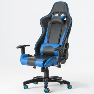 【Ashley House】電競超跑賽車椅-職人指定款 Racing S(3D立體側翼內包裹式設計)