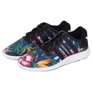 【adidas Y-3】精品時尚潮流海灘風格慢跑鞋(花卉)