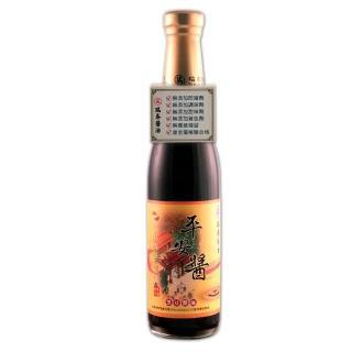 【瑞春醬油】平安醬黑豆醬油(420ml/瓶)