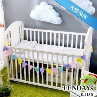 【TENDAYS】太空幻象嬰兒護脊床墊(大單 5cm厚記憶床)