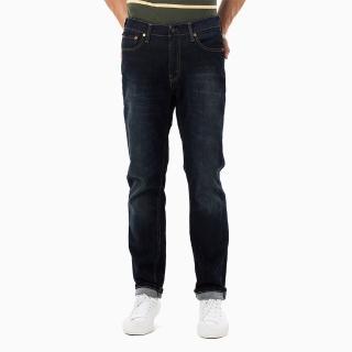 【Levis】541 湛藍修身窄管丹寧牛仔短褲
