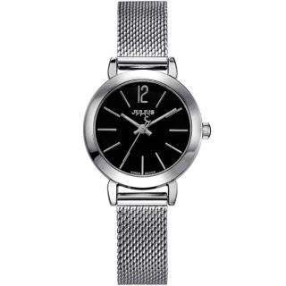 【JULIUS】午後紐約米蘭帶腕錶(四色/28mm)