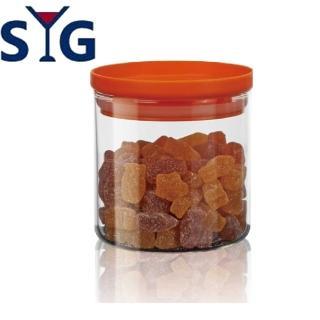 【SYG】刻度耐熱玻璃儲物罐(600cc)