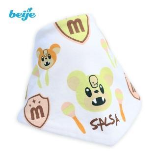 【貝杰Beije】負離子純棉領巾(SALSA米卡)