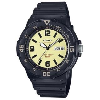 【CASIO】潛水風DIVER LOOK系列錶(MRW-200H-5B)