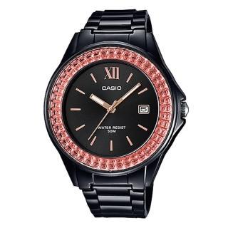 【CASIO】經典羅馬數字時尚腕錶(LX-500H-1E)