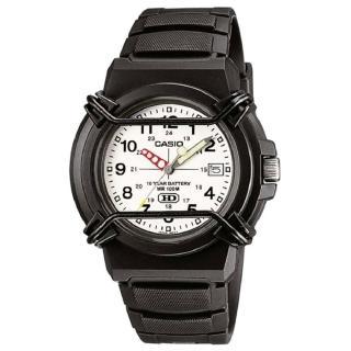 【CASIO】商用戰鬥軍旅指針錶(HDA-600B-7B)