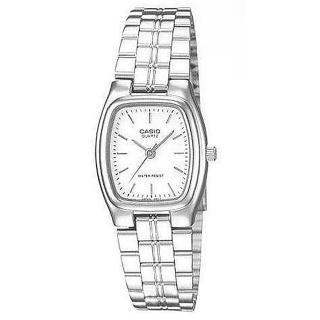 【CASIO】秀麗婉約酒桶型指針腕錶(LTP-1169D-7A)