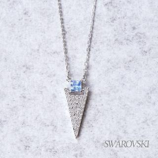 【VIP回饋-SWAROVSKI】施華洛世奇 Funk 項鏈-大(白金色)