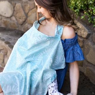 【美國Bebe Au Lait】時尚純棉哺乳巾(3種款式)