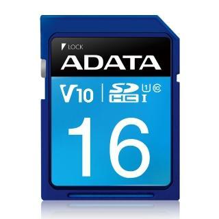 【ADATA威剛】Premier SDHC UHS-I U1 16G記憶卡