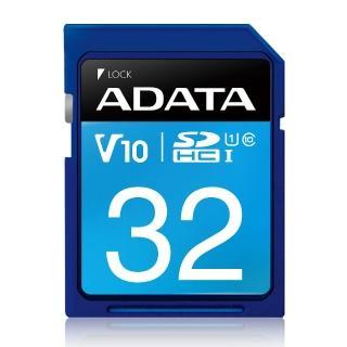 【ADATA威剛】Premier SDHC UHS-I U1 32G記憶卡