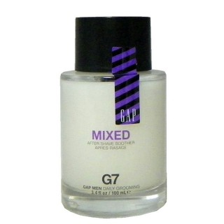 【GAP】Mixed After Shave Soother 冰火型男鬍後乳(100ml 無外盒)