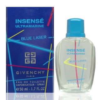 【Givenchy】Ultramarine Blue Laser 曙光炫彩淡香水(50ml)