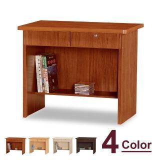 【時尚屋】波洛克3尺書桌 5U7-463-123四色可選(免運費 書房 書桌)