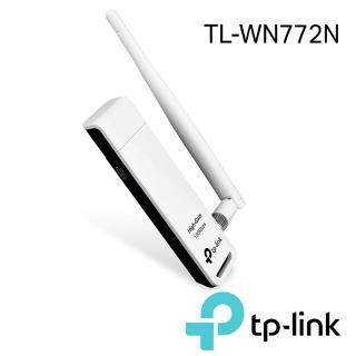 【TP-LINK】TL-WN722N 150Mbps 高增益無線 USB 網路卡