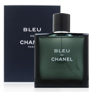 【CHANEL 香奈兒】BLEU 藍色 男性淡香水EDT 100ml 平行輸入(網路熱賣中)