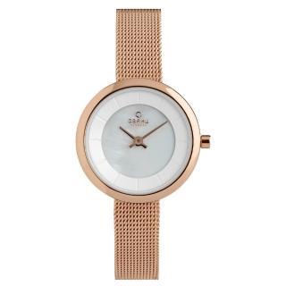 【OBAKU】雅悅媛式時尚腕錶(V146LVWMV1)