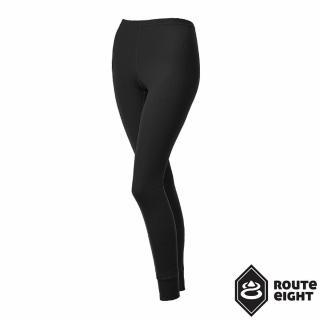 【Route8】女 WARM 保暖內搭褲(黑色)