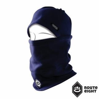 【Route8】POLAR HAT 中性多功能刷毛保暖帽(海軍藍)