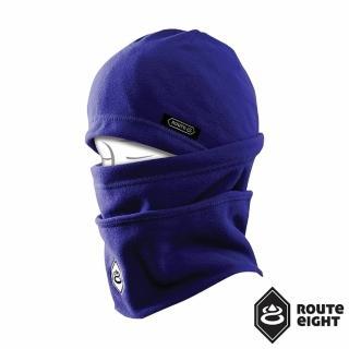 【Route8】POLAR HAT 兒童多功能刷毛保暖帽(紫色)