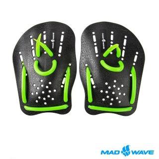 【俄羅斯MADWAVE】游泳訓練划水掌拍(MAD WAVE PADDLES)