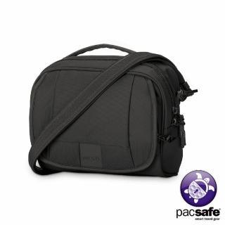 【Pacsafe】METROSAFE LS140 防盜單肩包(5L 黑色)