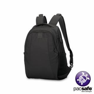 【Pacsafe】METROSAFE LS350 防盜雙肩背包(15L 黑色)
