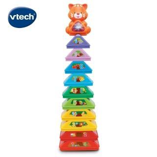 【Vtech】智慧探索疊疊樹(新春玩具節)