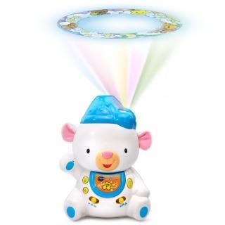 【Vtech】晚安熊音樂舒眠投射機(新春玩具節)