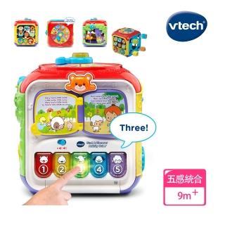 【Vtech】動物探索學習寶盒(新春玩具節)