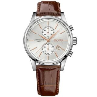 【Hugo Boss Black】紳仕風範計時運動腕錶(H1513280)