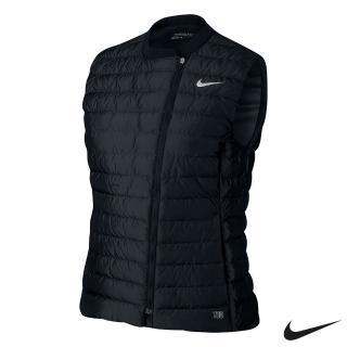 【Nike Golf】防風 保暖 背心(霧黑802926-010)