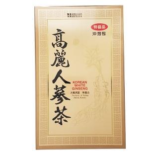 【展瑄】高麗人蔘茶(4g*20包入)