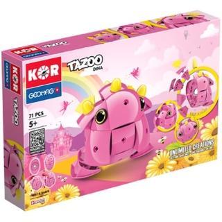【GEOMAG 瑞士智美高磁力玩具】百變魔術蛋 - 堤娜DINA(變形磁力球)