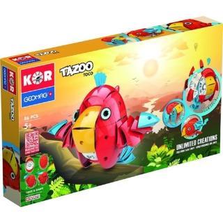【GEOMAG 瑞士智美高磁力玩具】百變魔術蛋 - 塔可TOCO(變形磁力球)