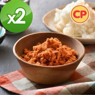 【卜蜂】純雞肉鬆(180g/罐)X2入