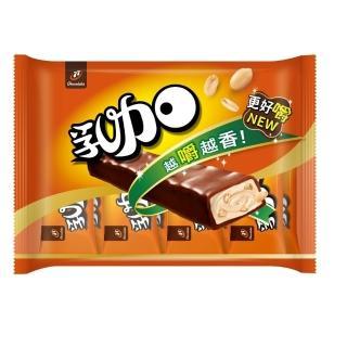 【宏亞食品】77乳加巧克力