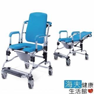 【海夫健康生活館】洗頭椅 便盆椅 HS-6000