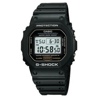 【CASIO】G-SHOCK經典款運動錶(DW-5600E-1)