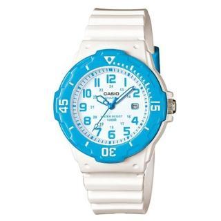 【CASIO】運動潛水風格腕錶(LRW-200H-2B)