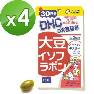 【DHC】大豆精華(大豆異黃酮) x 4