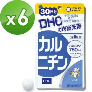 【DHC】均衡元素(左旋肉鹼) x 6