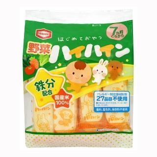 【龜田】嬰兒野菜米果48g