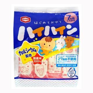【龜田】嬰兒米果48g