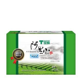 【T世家】台灣優質茶區阿里山高山茶茶包48入